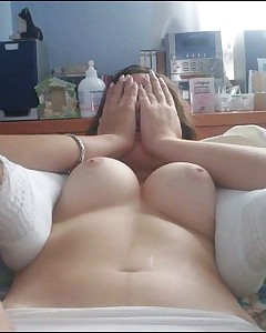 Blonde tiny girl cutie sucking and fucking a massive cock