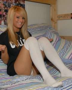 College Girl - Makenzie - Naked - DD Tits - Butt