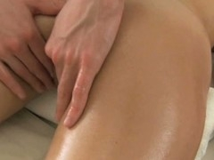 Guy licks her wet loving holes previous to stuffing 'em by rod